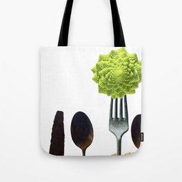 Eat Healthy Tote Bag