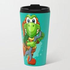 Teenage Mutant Ninja Koopa - Mikey Travel Mug