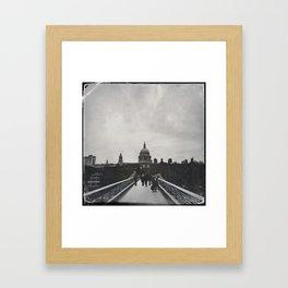 London #4 Framed Art Print