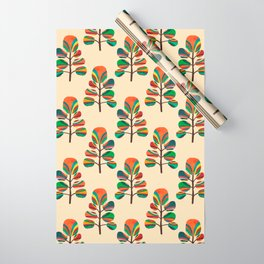 Exotica Wrapping Paper