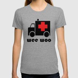 Wee Woo Ambulance T-shirt