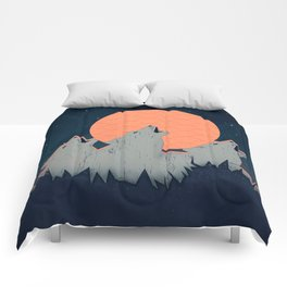 Howling Moon Comforters