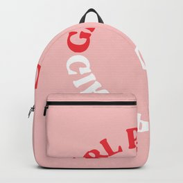 GIRL POWER // REFLECTION Backpack