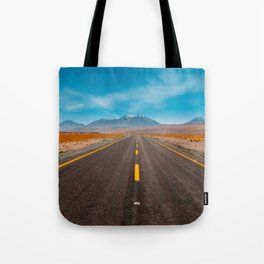 Incredible american road Tote Bag