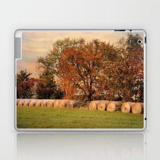 Autumn Harvest Laptop & iPad Skin