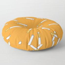 Cigarette Dreams. Floor Pillow