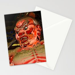 Demon Guardian Stationery Cards