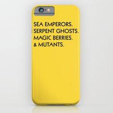 LEMONBITE NO. 1 Slim Case iPhone 6s