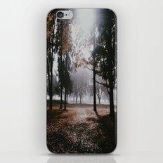 Darkness looms iPhone & iPod Skin