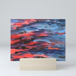 AU 9 - To Seep Mini Art Print