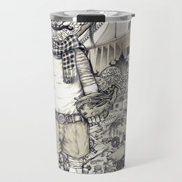This is me in 1987 Travel Mug