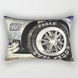 Goodyear Company Rectangular Pillow