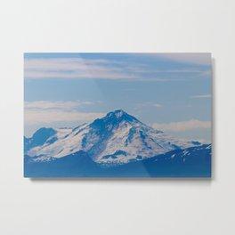 Mount Spurr Metal Print