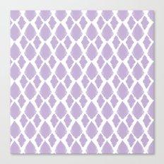 Lavender iKat Canvas Print