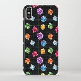 Dungeon Master Dice iPhone Case
