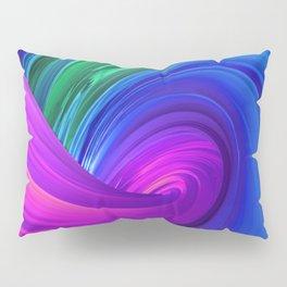 Twisting Forms #4 Pillow Sham