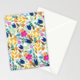 Flower Mayhem Stationery Cards