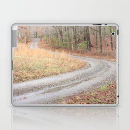 Gravel Road Laptop & iPad Skin