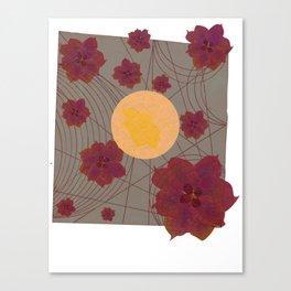 Space_Flo Canvas Print