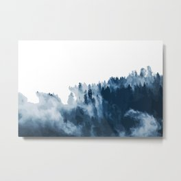 Lost Forest Metal Print