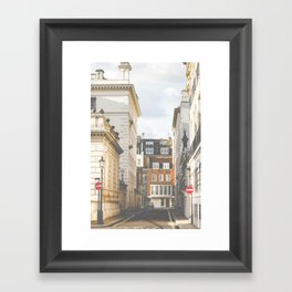 Vintage London Framed Art Print