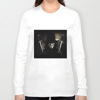 vendetta Long Sleeve T-shirts featuring V for Vendetta (e5) by Ezgi Kaya