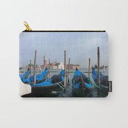 Gondola in  Venice Italy Carry-All Pouch