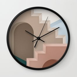 Impossible Architecture #3 Wall Clock