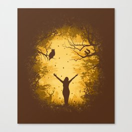 Changing Times Canvas Print