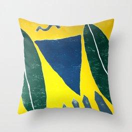 Landscape Dream Throw Pillow