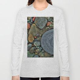 Beach Geology Long Sleeve T-shirt
