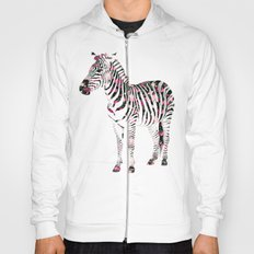 Find Zebra Hoody