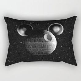 That's no moon... Disney Death Star Rectangular Pillow