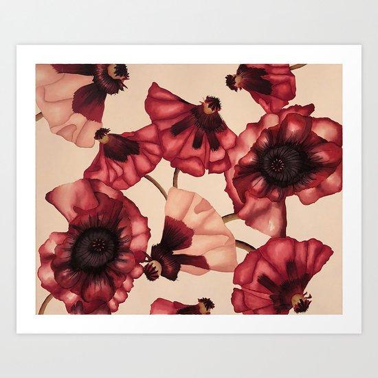 Poppies by audreycarolyn
