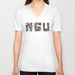 NGU / Never Give Up Unisex V-Neck