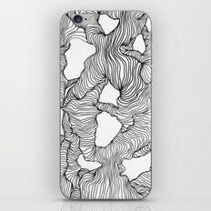 Reticulated iPhone & iPod Skin