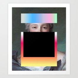 Composition 0152018 Art Print