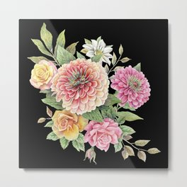 Watercolor Flower #76 Metal Print