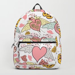 Hearts & Wings Backpack