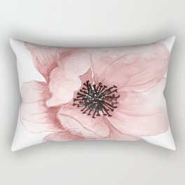 Flower 21 Art Rectangular Pillow