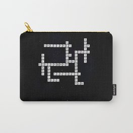 DOCTOR WHO: GALLIFREYAN SCRABBLE Carry-All Pouch