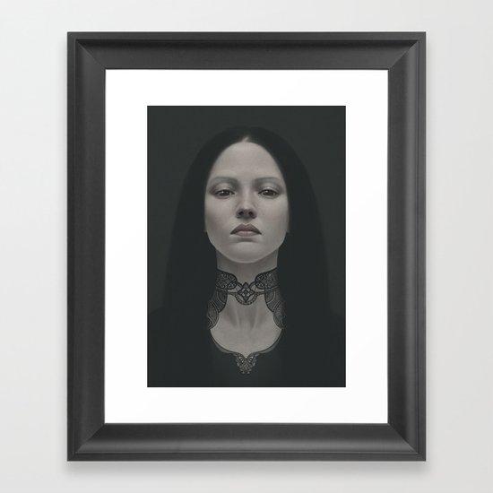 220 Framed Art Print