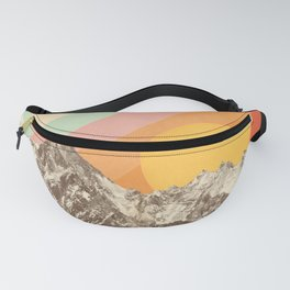Mountainscape 1 Fanny Pack