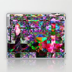 Vertical Floral Laptop & iPad Skin