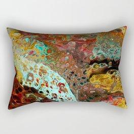 Vintage Spill Rectangular Pillow