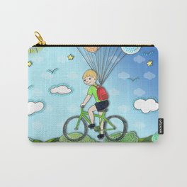Adventure boY Carry-All Pouch