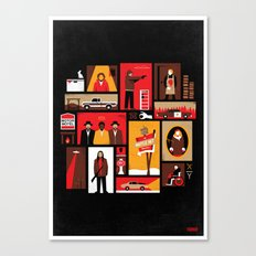 Fargo Season 2 Canvas Print