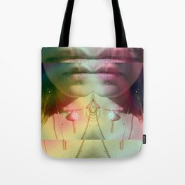 Cosmic I Tote Bag