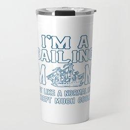 SAILING MOM Travel Mug