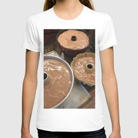 chocolate T-shirts featuring Chocolate by Hector Wong